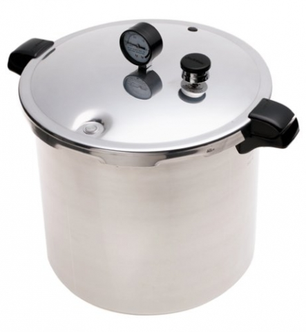 23-Quart Pressure Canner and Cooker