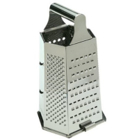 """Browne Foodservice 746124 10"""" Box-Type Grater"""
