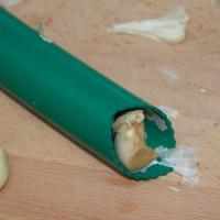 Step 3 - Peal Garlic Cloves
