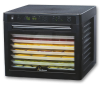 Sedona Digitally Controlled Food Dehydrator (SD-9000)